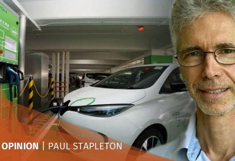 e-vehicle charger