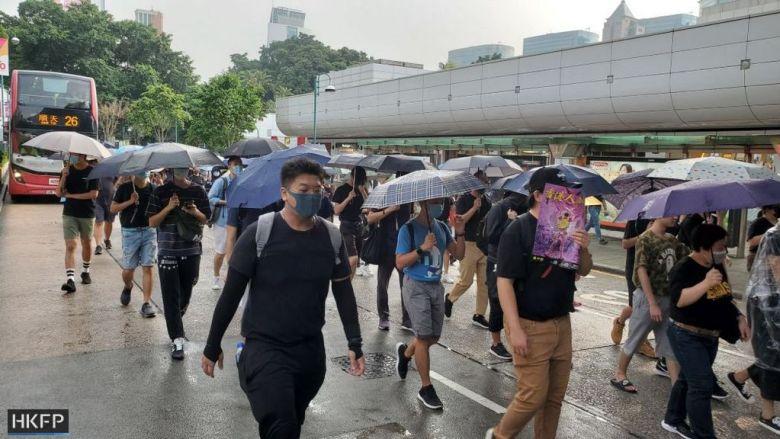 Tsim Sha Tsui october 12
