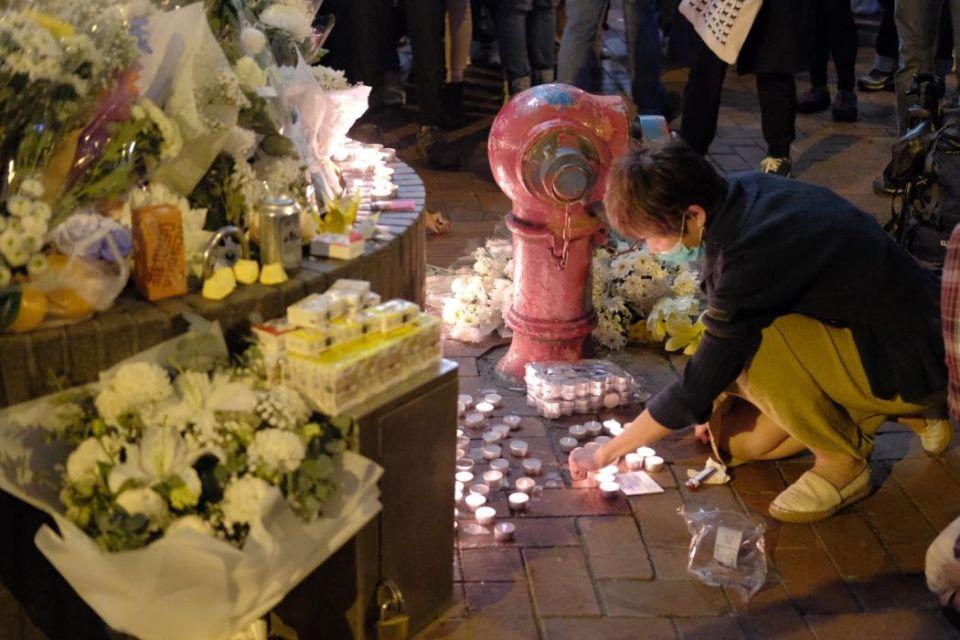 """December 15' Pacific place memorial"