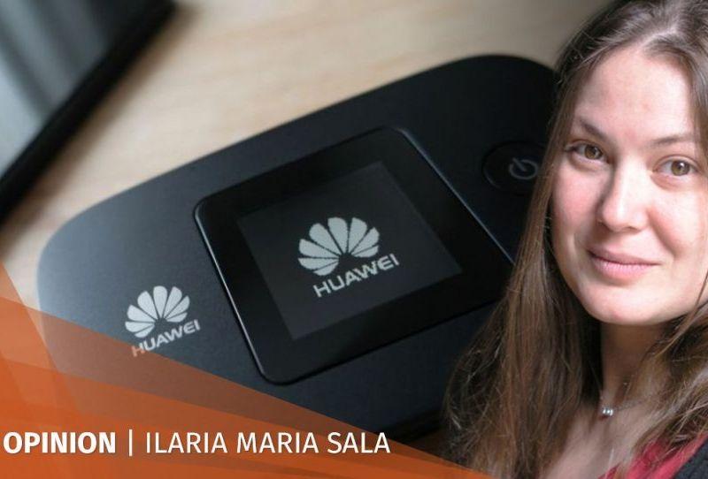 Ilaria Maria Sala Huawei