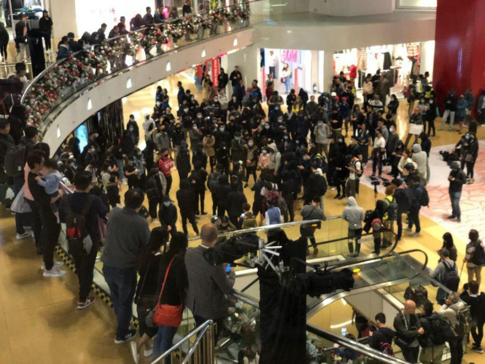 """""""December 15"""" Taikoo Cityplaza Christmas shopping with you"""
