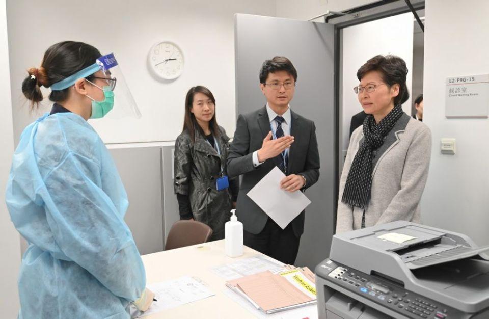 hong kong sars flu prepare