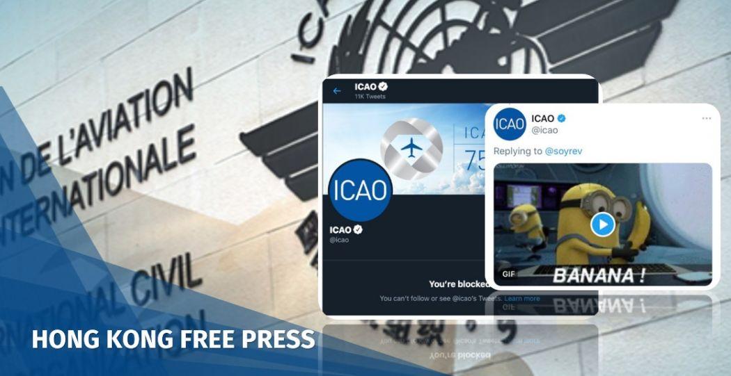 ICAO twitter