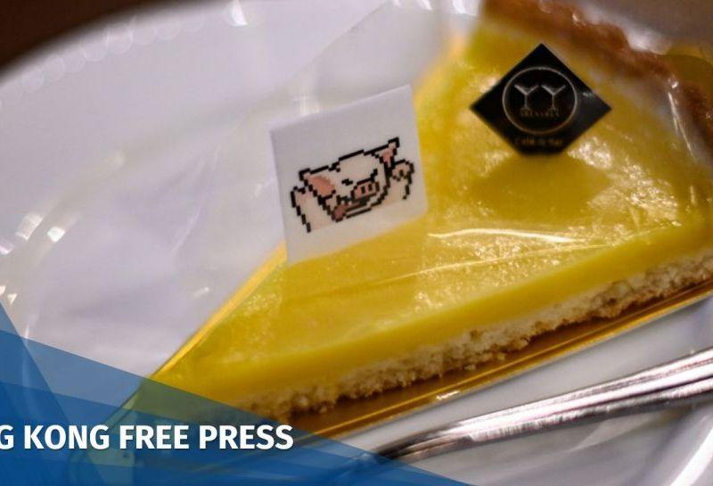 Hong Kong yellow economy LIHKG pig cake