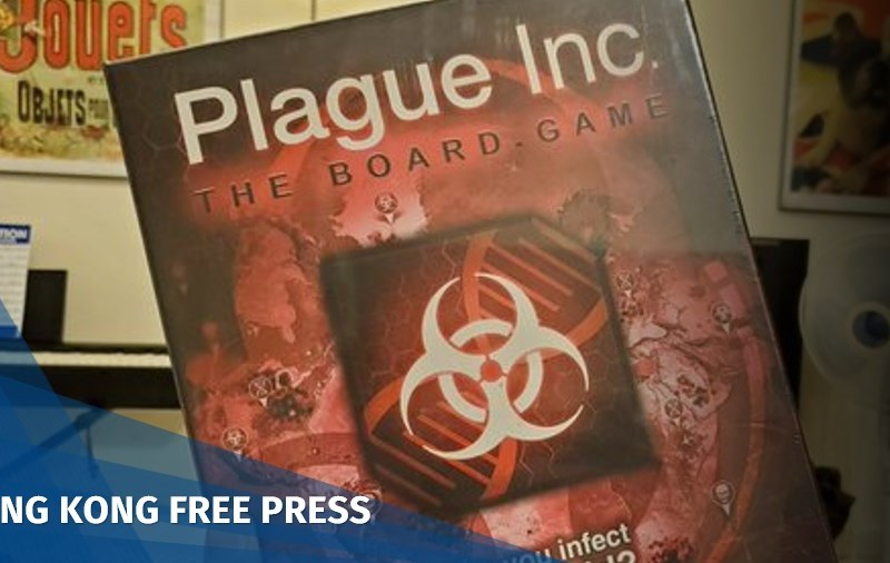plague inc virus