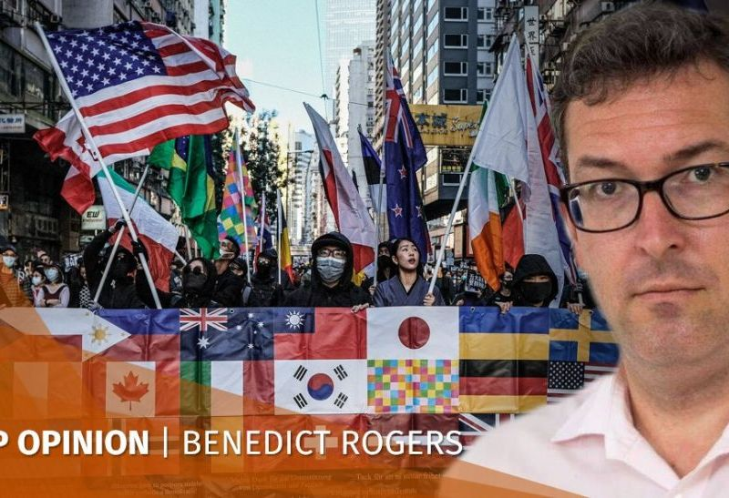 Benedict Rogers International Community Magnitsky sanctions