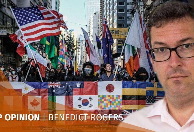 Benedict Rogers International Community Magnitsky sanctions