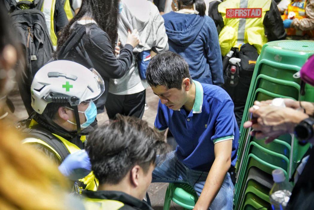 march 21 yuen long ted hui