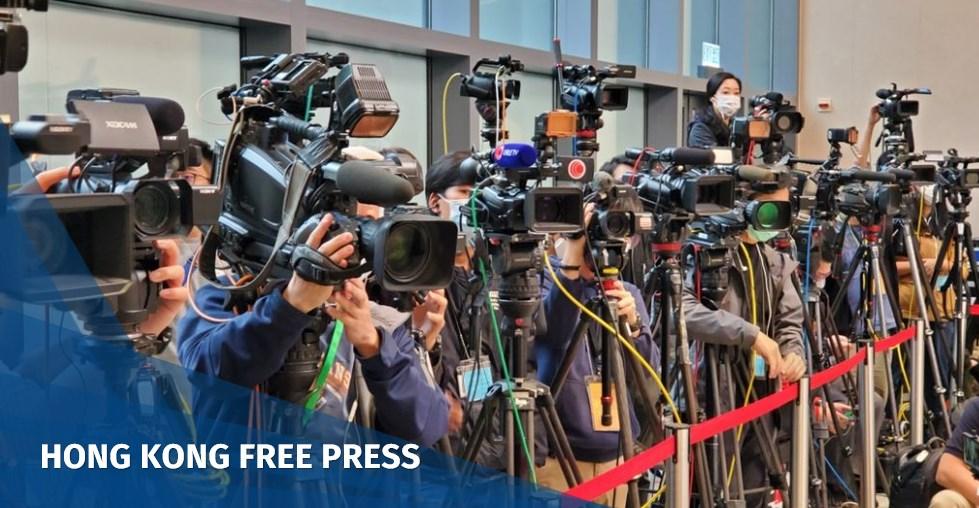 journalists china