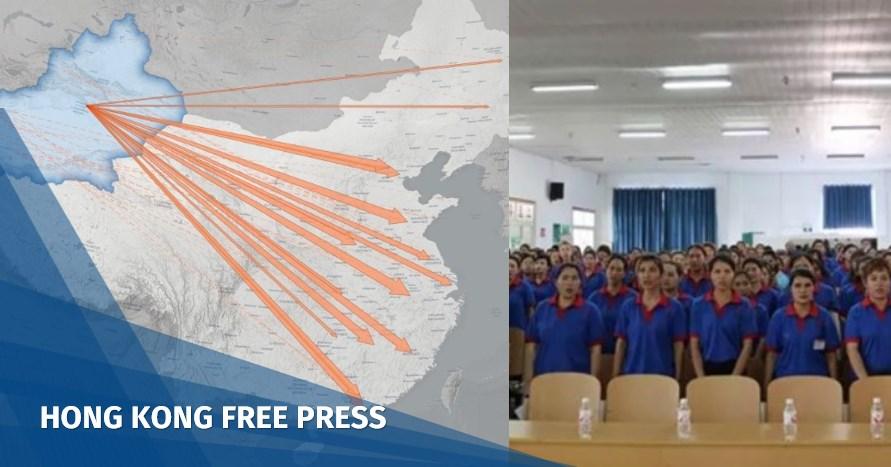xinjiang workers