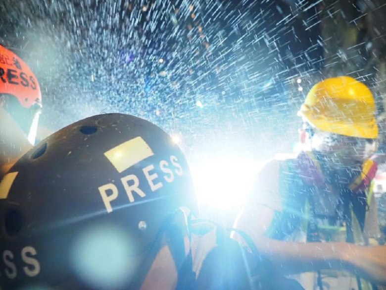 media press freedom police journalist journalism