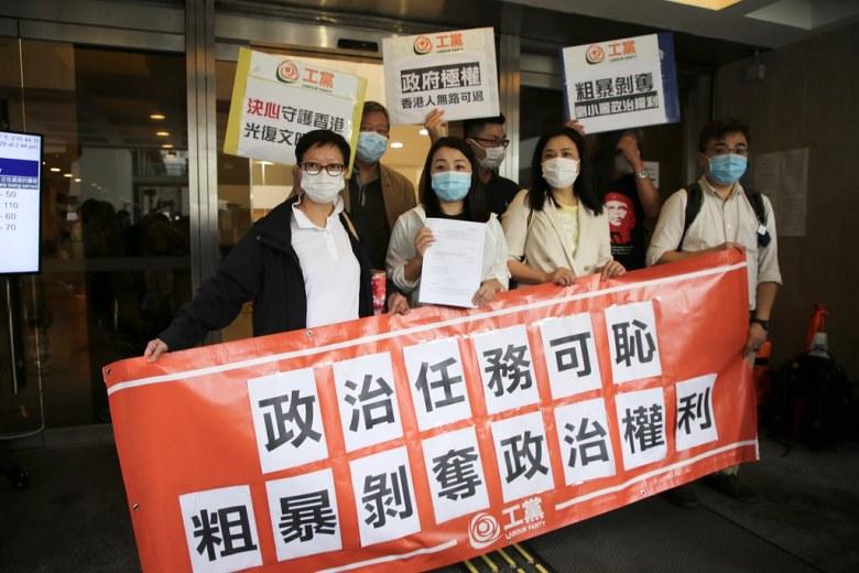 Lau Siu-lai High Court victory