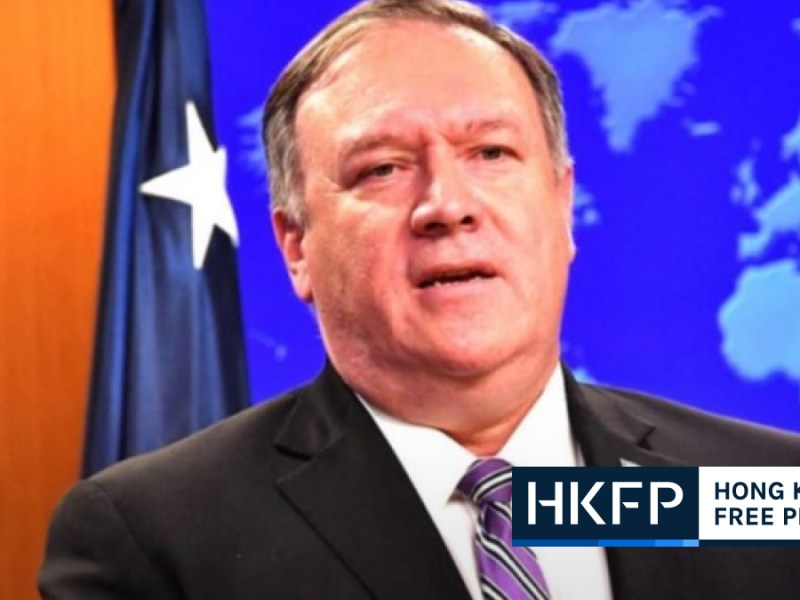 Pompeo US secretary