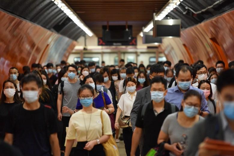 Coronavirus virus covid-19 MTR