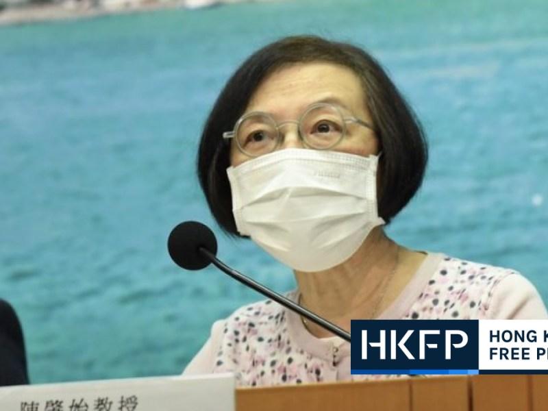Sophia Chan coronavirus quarantine exemptions
