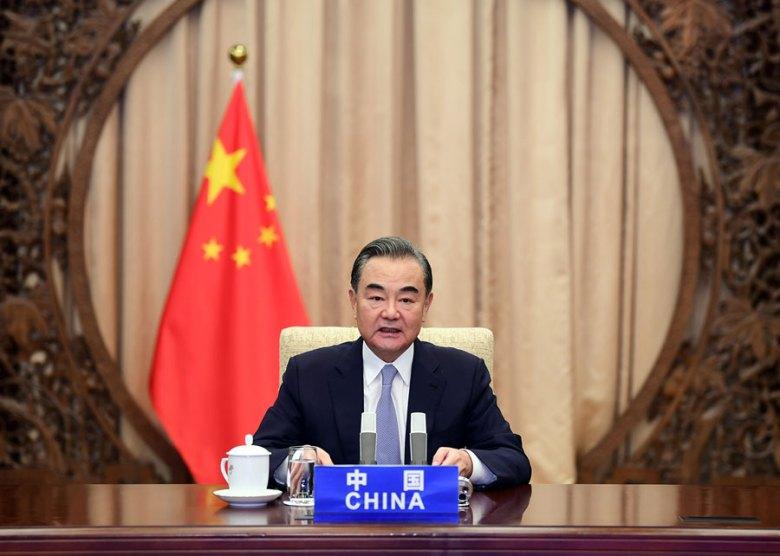 wang yi china foreign ministry