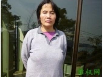 Cao Shunli China human rights activist