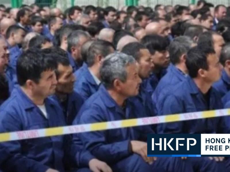 uighurs FI