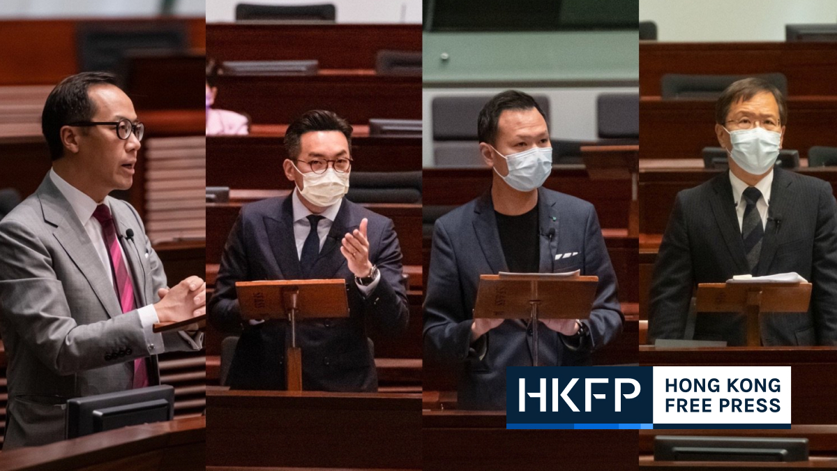disqualified lawmakers