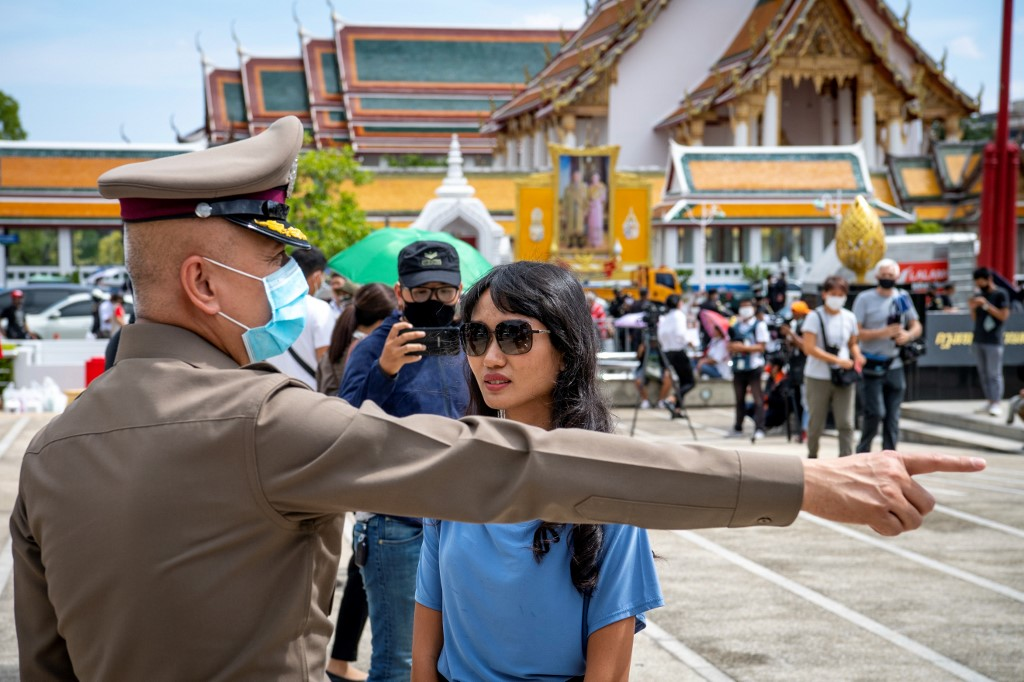 FILES-THAILAND-POLITICS-ROYALS-SOCIAL-DEMONSTRATION