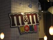 m&m's wolrd