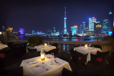 Vue sur Pudong.