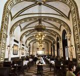 gastronomie restaurant Budapest