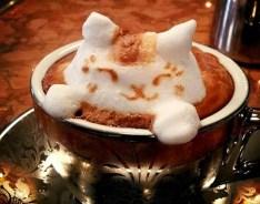 art 3D café latte Kazuki Yamamoto