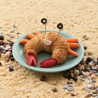 Crabe croissant