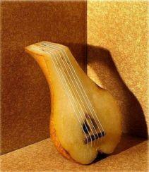 Guitare à la Poire