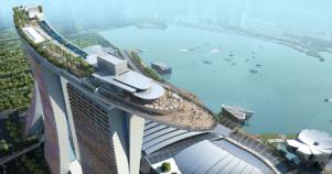KUDETA KUDETA singapor marina bay sands