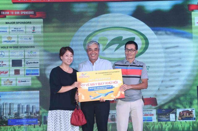 GOLF CLUB CHAMPIONSHIP 2019 - Hồng Ngọc Hà là một trong những đơn vị tài trợ chính