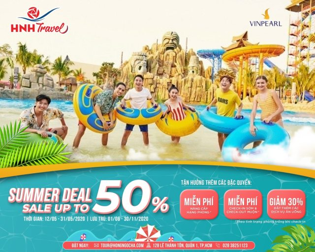 Summer Deal Vinpearl