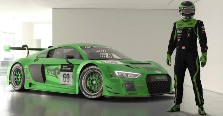 Hong Tsui - 9tro - Sim Racing - eSports - eRacing