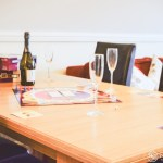 47 valley lodge dining table games