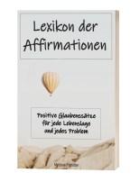 e-book Affirmationen | Affirmationslexikon