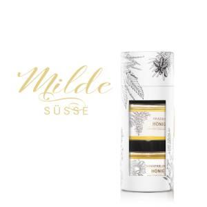 Tube «Milde Süsse» Akazienhonig und Lindenhonig