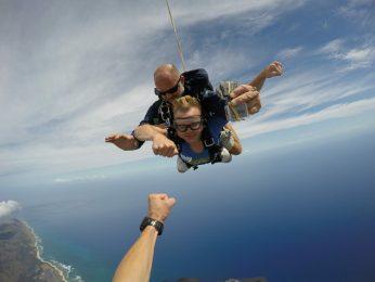 Honkenbonkers Flying FistBump