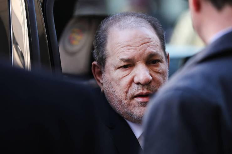 Harvey Weinstein, Prison