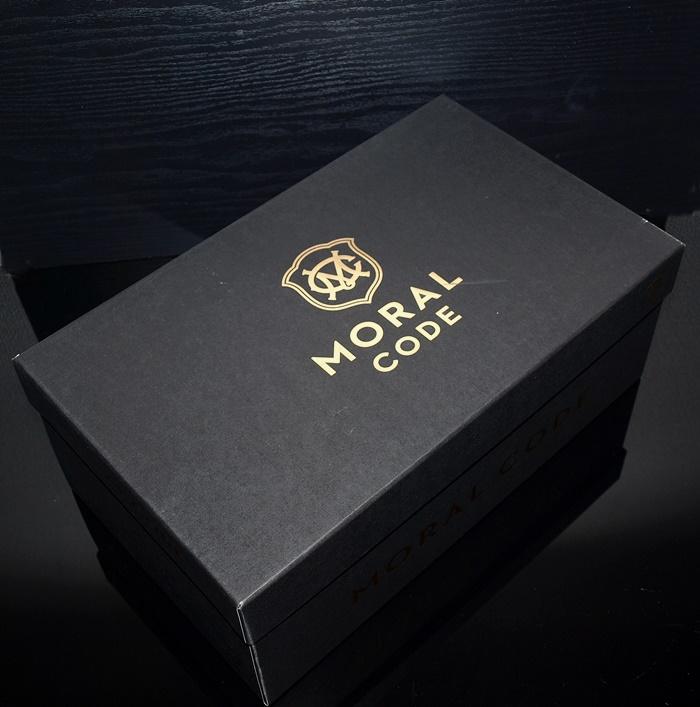 MORAL CODE(モラルコード)のビジネスシューズHOLDEN(ホールデン)1