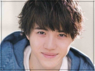 岩﨑大昇(美少年)の顔画像