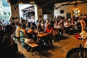 Kulturtreff im Weingut Broel