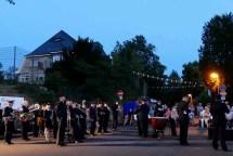 12 - Großer Zapfenstreich vor der St. Anna Kapelle