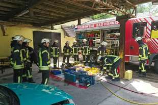 TH PKW 1 - Sieben Feuerwehrmitglieder absolvierten Grundausbildung