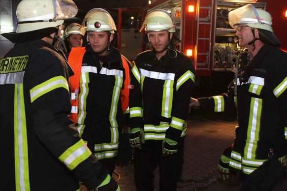 Gemeinsame Uebung 6 - Rettungskräfte Rheinbreitbach und Bad Honnef: Gemeinsam sind wir stark