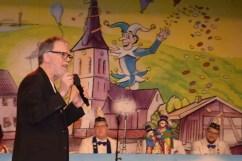 Kabarettist Wolfgang Trepper