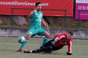 HFV2 Hertha Rheidt2 19 - HFV 2 besiegte Hertha Rheidt 2 in der letzten Spielminute