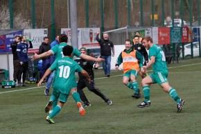 HFV2 Hertha Rheidt2 2 - HFV 2 besiegte Hertha Rheidt 2 in der letzten Spielminute