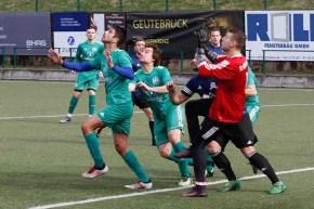 HFV2 Hertha Rheidt2 27 - HFV 2 besiegte Hertha Rheidt 2 in der letzten Spielminute