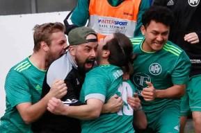HFV2 Hertha Rheidt2 3 - HFV 2 besiegte Hertha Rheidt 2 in der letzten Spielminute